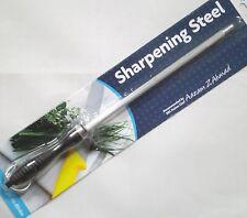 Knife Sharpening Steel Stainless Steel Rod Sharpener Tool Kitchen Scissors Safe