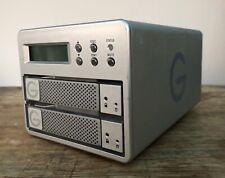 G-Technology 500GB G-SAFE External Hard Drive Array