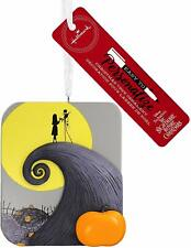 NEW Jack and Sally Tim Burton Nightmare Before Christmas Ornament Hallmark