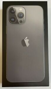 Apple iPhone 13 Pro Max 128GB Graphite A2484 Locked 2 T-Mobile GSM 5G mmWave NEW