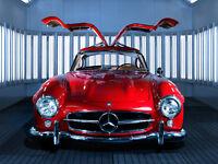 1 Mercedes Sport Race Car Vintage Rare Exotic 43 Concept 18 SL 24 CL 12 300