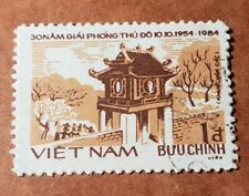 GM6 Vietnam 1d 10.10.1954-1984 Used Stamp