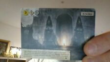 A Game Of Thrones 1st Edition LCG Official FFG At The Gates Alt Art Promo Card