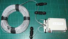 MCR COMMUNICATIONS DELTA DL 80 HPDX Multi Band Full Wave Loop Ham Radio Antenna