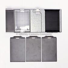 Arca Swiss SL-23 6x9 Sliding Sheet Film Back Adapter & (3) Film Holder Package