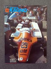 G277-Advertising Pubblicità - 1982 - CERAMICHE RAGNO