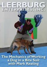 The Mechanics of Working A Dog In A Bite Suit With Mark Keating DVD
