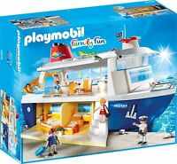 Playmobil Family Fun 6978 Crucero - New and sealed