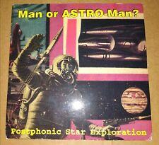 "Man Or Astroman? - Postphonic Star Exploration 5"" EP 1995 SFTRI #250 Servotron!"
