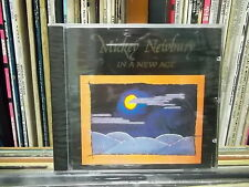 MICKEY NEWBURY - In A New Age KOREA CD. NEW,SEALED !!