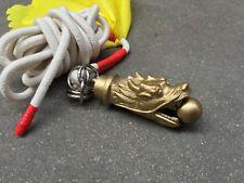 WuShu Training Soft Whip Dragon Head Meteor Hammer Practice  Fitness Equipment