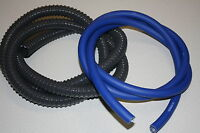 2m Caravan/Motorhome/Campervan 10mm Fresh Water Pipe and 20mm Waste Water Pipe