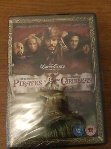 Pirates of the Caribbean: At World's End DVD (2007) Johnny Depp, Verbinski