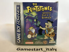 THE FLINTSTONES GROSSO GUAIO A BEDROCK - NINTENDO GAME BOY ADVANCE GBA - NUOVO