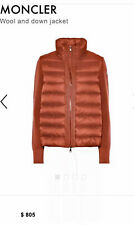 Moncler Maglione Tricot Cardigan Jacket $805 Size 2XL/ US 12-14