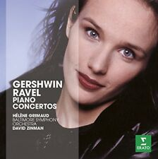 Helène Grimaud - Ravel and Gershwin  Concertos (The Erato Story) [CD]