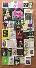 Orchidee 36 esemplari raccolta