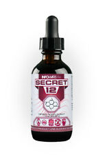Infowars Life™ Secret 12 Vitamin B12 2500 mcg – Improves Your Energy (1 oz.)