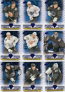 2020-21 UPPER DECK TIM HORTONS STANDOUTS COMPLETE SET of 15 CARDS  near mint   a