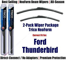 2pk Super-Premium NeoForm Wipers fit 2002-2005 Ford Thunderbird - 16240/220