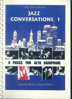 JAZZ CONVERSATIONS 1 - Richard Jasinski - Saxophon