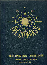 The Compass 1956 - US Naval Training Center Bainbridge, MD - Company 95