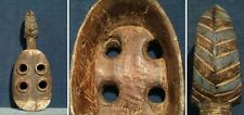 Zoomorphe Maske Kran/We 2. Hälfte 20. Jhd