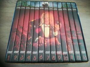 Coffret Integrale Les Contes de la crypte 13 DVD,  la série culte.