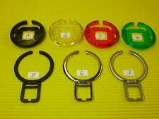 1 x Ring / Halter / Clipp für Big POP Swatch zur AUSWAHL neu / new