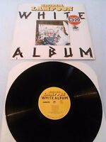 NATIONAL LAMPOON - WHITE ALBUM LP EX!!! IN SHRINK / ORIGINAL U.S LABEL 21