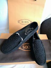 TOD'S LIMITED EDITION GOMMINO DRIVING SHOES SIZE 4 LADIES BRAND NEW 36 TODS