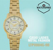 Casio Ladies' Analog Watch LTPV004G-9B LTP-V004G-9B