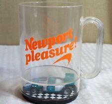 "Newport Pleasure Clear Poly Mug Formula 1 Racing 5""H"