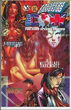 Witchblade # 40 Euro Con Preview Edition # 472 Dynamic Forces COA