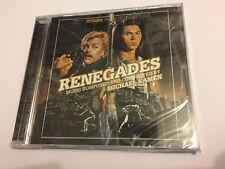 RENEGADES (Michael Kamen) OOP Intrada Ltd Score OST Soundtrack CD SEALED