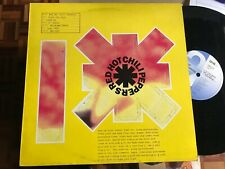 """RED HOT CHILI PEPPERS - TASTE THE PAIN 12"""" MAXI UK LIMITED EDITION CUT OUT SLV"""