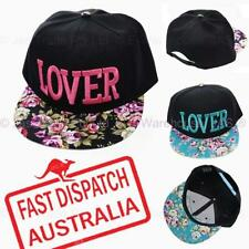 Polyester Baseball Caps Hip Hop Hats for Women