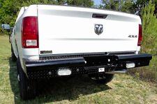 New Ranch Style Rear Bumper 2014 2015 2016 Dodge Ram 2500 3500