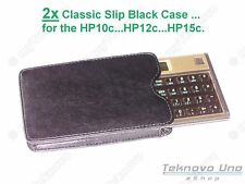 2x Slip Classic Case for the HP10C, HP11C, HP12C, HP12CP, HP15C, and HP16C - USA