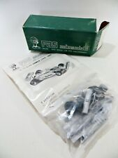 KIT IN METALLO FDS 99' 1981 ALFA ROMEO 179C F1 Auto. Giacomelli/ANDRETTI' .1: 43. Nuovo di zecca con scatola