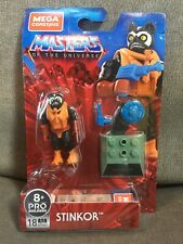 Mega Construx Masters of the Universe Heroes Series 4 Stinkor Mini Figure GPH67