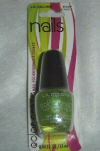 L.A. COLORS***COLOR CRAZE***Nail Polish~~CURRENT~~0.44 fl oz/13 ml~~NEW~~SEALED