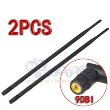 9dBi RP-SMA Antennas (2) for TP-Link TL-WDR4300 Dual Band Gigabit Router