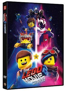 The Lego Movie 2- Una Nuova Avventura (DVD) ITALIANO - Nuovo