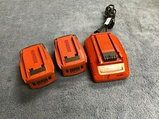 2x Hilti Cpc B18 52ah Li Ion 216v Rechargeable Genuine Battery Packs Amp Charger