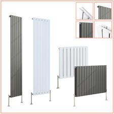 Designer Radiator Flat Panel Central Heating Vertical Horizontal Single Double