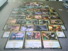 MTG Magic FIVE COLOR MODERN SARKHAN DECK Dragons Dragon LOT RARE Multi Colored