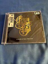 Allman Brothers Band -A Decade Of Hits 1969-1979 CD NEW 2000 Polydor