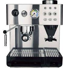 La Pavoni Domus Bar DMB Siebträger Espressomaschine, edelstahl, NEU