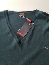 Animo merino wool sweater - made in Italy - size 58; retail $229